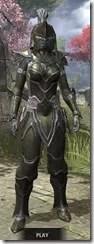 Orc Orichalc - Khajiit Female Front