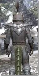 Orc Steel - Argonian Male Close Rear