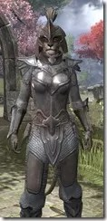 Orc Steel - Khajiit Female Close Front