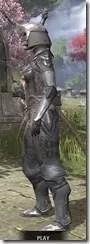 Orc Steel - Khajiit Female Side