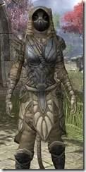 Outlaw Iron - Khajiit Female Close Front