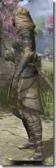 Outlaw Iron - Khajiit Female Side