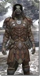 Outlaw Rawhide - Argonian Male Close Front