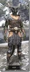 Primal Iron - Argonian Male Front
