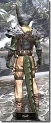 Primal Iron - Argonian Male Rear