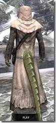 Prophet - Argonian Male Rear