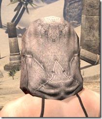 Prophet's Hood - Female Rear