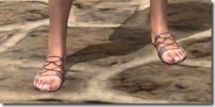 Prophet's Sandals - Female Front