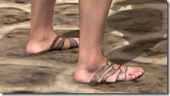 Prophet's Sandals - Female Right