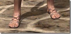Prophet's Sandals - Male Front