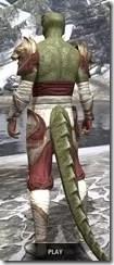 Sai Sahan - Argonian Male Rear