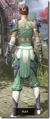 Sai Sahan - Dyed Rear