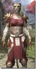 Sai Sahan - Khajiit Female Close Front