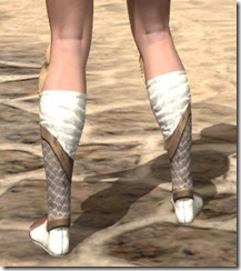 Sai Sahan's Boots - Female Rear