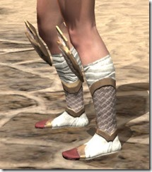 Sai Sahan's Boots - Female Side