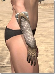 Sai Sahan's Bracers - Female Right