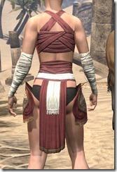 Sai Sahan's Jack - Female Rear