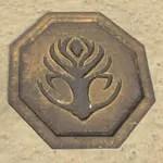 Seal of Clan Shatul, Metal