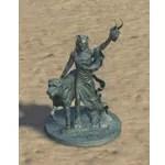 Statuette: Clavicus Vile, Masque
