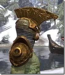 Stonekeeper - Argonian Male Right