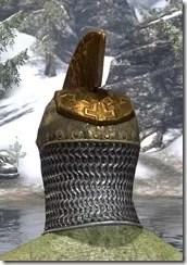 Stonekeeper Visage - Argonian Male Rear