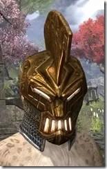 Stonekeeper Visage - Khajiit Female Front