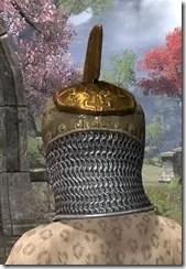 Stonekeeper Visage - Khajiit Female Rear