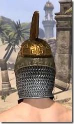 Stonekeeper Visage - Male Rear