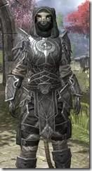 Thieves Guild Iron - Khajiit Female Close Front