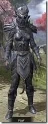 Xivkyn Iron - Khajiit Female Front
