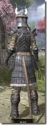Yokudan Iron - Khajiit Female Rear