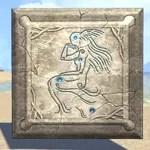Ayleid Constellation Stele, The Lady