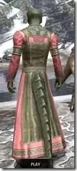 Bardic Tavern Singer's Dress Argonian Male Rear
