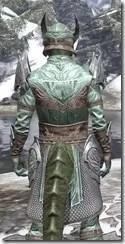 Divine Prosecution Light - Argonian Male Shirt Close Rear