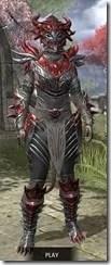 Firedrake - Khajiit Female Front