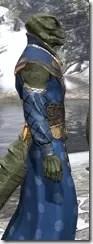 Jarl Justice's Formal Frock Argonian Male Close Side