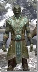 Treethane's Mosaic Jerkin Argonian Male Close Front