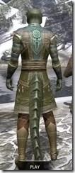 Treethane's Mosaic Jerkin Argonian Male Rear