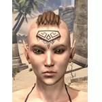 Alftand Glacial Face Tattoos