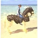 Dragonscale Solar Horse