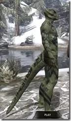 Dwarven Centurion Body Tattoos Argonian Male Right