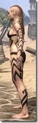 Dwarven Centurion Body Tattoos Female Side