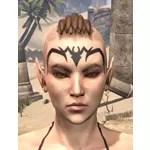 Meridian Radiance Face Tattoos