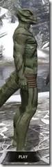 Meridian War Burst Body Markings Argonian Male Right