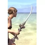 Anequina Rubedite Sword