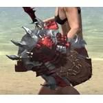 Coldsnap Ruby Ash Shield