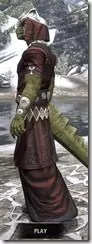 Jode & Jone Light - Argonian Male Robe Side
