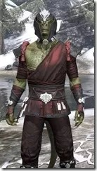 Jode & Jone Medium - Argonian Male Close Front