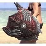 Meridian Ruby Ash Shield