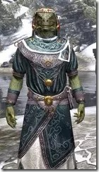 Noble Clan Chief - Argonian Male Close Front